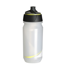Tacx Shanti Twist Vattenflaska 500ml gul/transparent